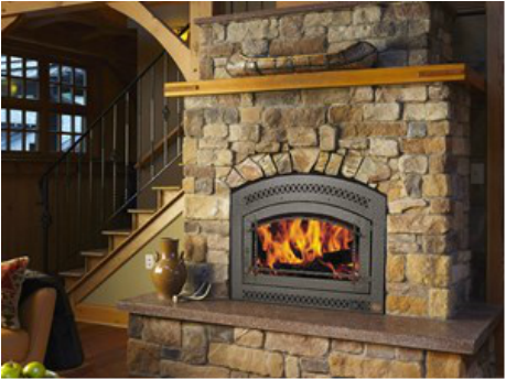 Wood Fireplaces & Inserts